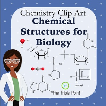 Chemistry Clip Art: Chemical Structures for Biology
