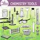 Chemistry Clip Art by Julie Ridge