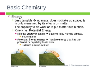 Chemistry Comes Alive\Chemistry Comes Alive PPT Notes