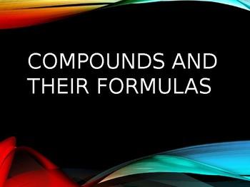 Chemistry - Compounds