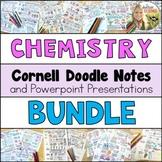 Chemistry Cornell Doodle Notes Growing Bundle
