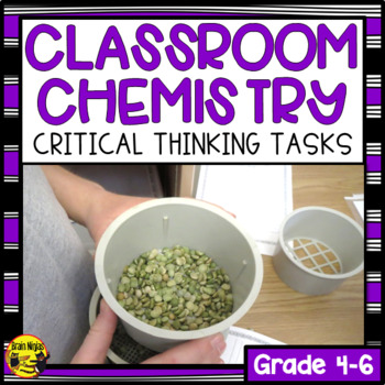 Chemistry Critical Thinking Challenges
