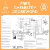 Chemistry Crossword - FREE