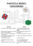 Chemistry Crossword Puzzle: Atomic Structure (Includes ans