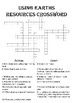 Chemistry Crossword Puzzle: Using Earths Resources (Includes answer key)