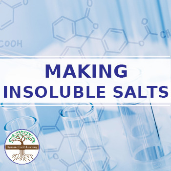 (Chemistry)  MAKING INSOLUBLE SALTS - FuseSchool - Video Guide
