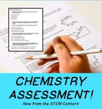 Chemistry Diagnostic Assessment