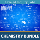 Chemistry Differentiated Inquiry Labs Bundle