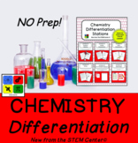 Chemistry Differentiation Stations