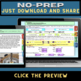Chemistry Digital Notebook | Interactive Notebook Bundle | Distance Learning