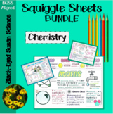 Chemistry Squiggle Sheets Bundle