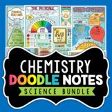 Chemistry Doodle Notes Bundle