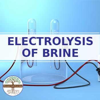 (Chemistry) ELECTROLYSIS OF BRINE: FuseSchool - Video Guide