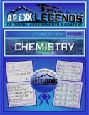 Chemistry: Electrons In Atoms & Periodic Table Unit Test - Google Form #1