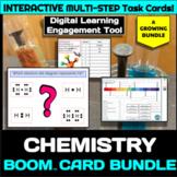 Chemistry GROWING Boom Deck Bundle - Digital Task Cards wi