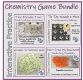 Chemistry Games BUNDLE