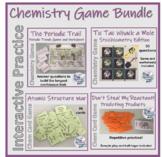 Chemistry Games BUNDLE