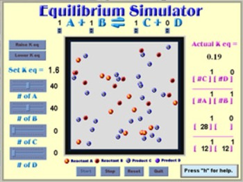 NEW UPDATED Chemistry Games, Labs, & Demos Software