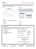 Chemistry: Gas Laws: Boyle's Law