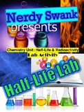 Chemistry Half-Life and Radioactivity Lab Activity with An