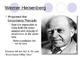 Chemistry - History of the Atom (Scientists)