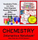 Chemistry Interactive Notebook - Distance Learning Friendly