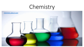 Introduction to Chemistry L1 Powerpoint