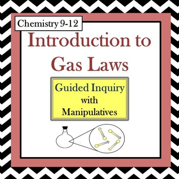Chemistry Introduction to Gas Laws