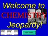 Chemistry Jeopardy- Bonding