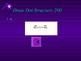 Chemistry Jeopardy-Lewis Dot Structures, VSEPR Shapes, Bon