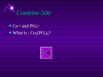Chemistry Jeopardy-Naming Ionic and Covalent Compounds and Writing Formulas