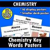 Chemistry Key Words Poster