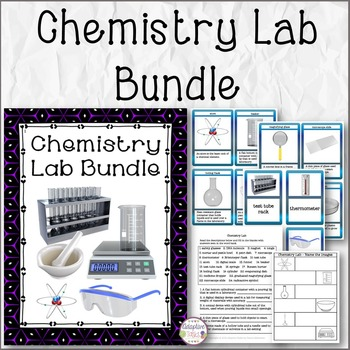 Chemistry Lab Bundle