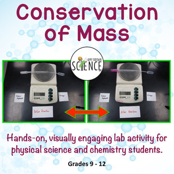 Conservation Of Mass Lab