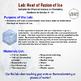 Chemistry Lab: Heat of Fusion of Ice