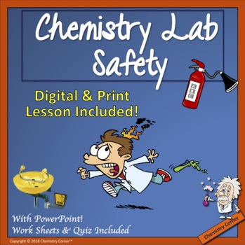 Chemistry Lab Safety Lesson