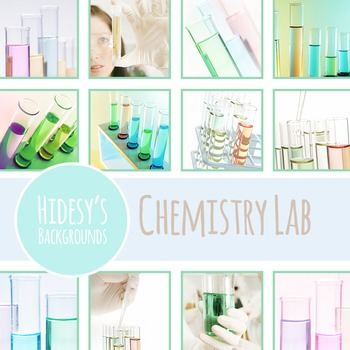 Chemistry Lab / Science or Scientist Backgrounds / Photos for Commercial Use