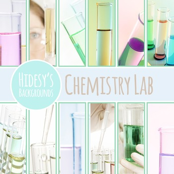 Chemistry Lab / Science or Scientist Backgrounds / Photos