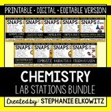 Chemistry Lab Stations Bundle
