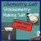 Chemistry Lab: Stoichiometry—Making Salt!