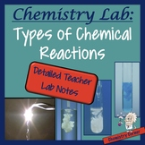 Chemistry Lab: Types of Chemical Reactions
