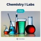 Chemistry Labs Activity Bundle - Mix of Print and Digital Labs