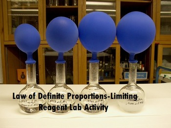 Chemistry Labs: Law of Definite Proportions Lab Activity