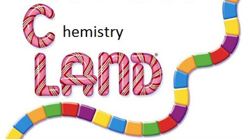 Chemistry Land Game Board