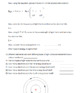 Chemistry Lesson Plan:  Atomic Structure and Light Part 2