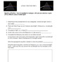 Chemistry Lesson Plan:  Atomic Structure and Light Part 3