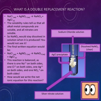 Chemistry Lesson Plan:  Chemical Reactions Part 3