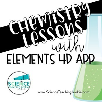 Chemistry Lessons with Elements 4D App