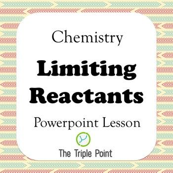 Chemistry: Limiting Reactants