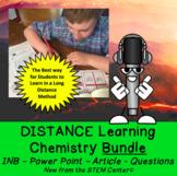 Chemistry & Matter Long Distance Learning Bundle
